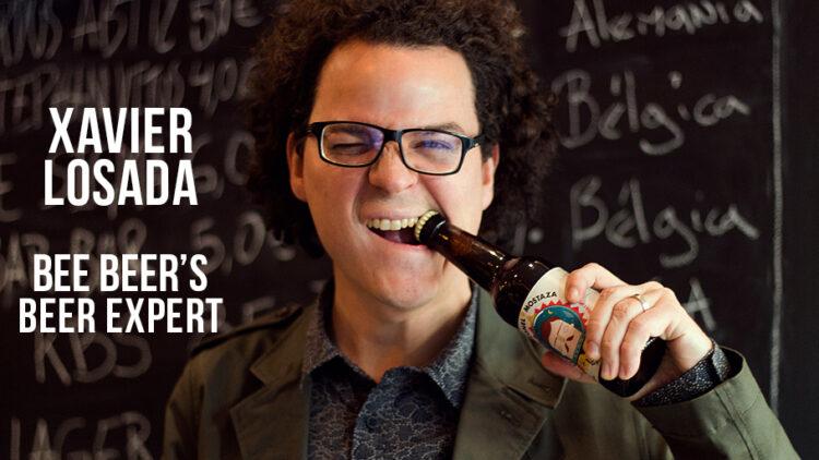 Xavier Losada, #BeeBeer's Craft Beer Expert!