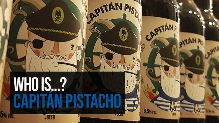 Who is…? Capitan Pistacho