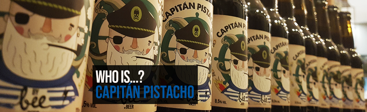 Who is…? Capitan Pistacho
