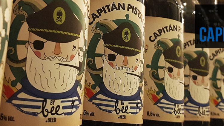 ¿Quién es…? Capitán Pistacho