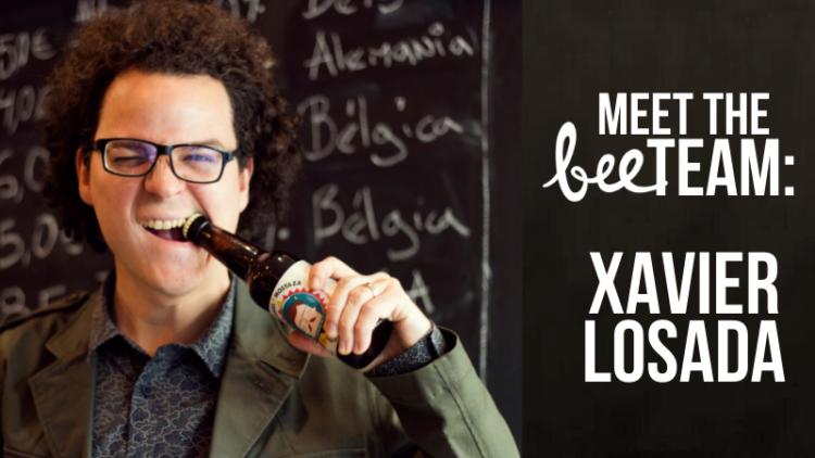 Conoce al #BeeTeam: ¡Xavier Losada!