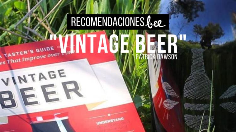 """Recomendación Bee: """"Vintage Beer"""" de Patrick Dawson."""